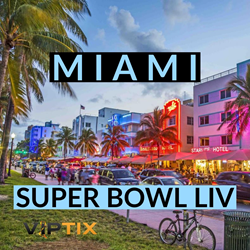 Super Bowl LIV- Miami 2020